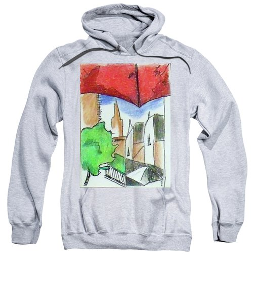 Cityscape 963 Sweatshirt