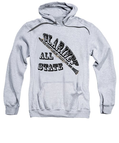 Clarinet All State Sweatshirt