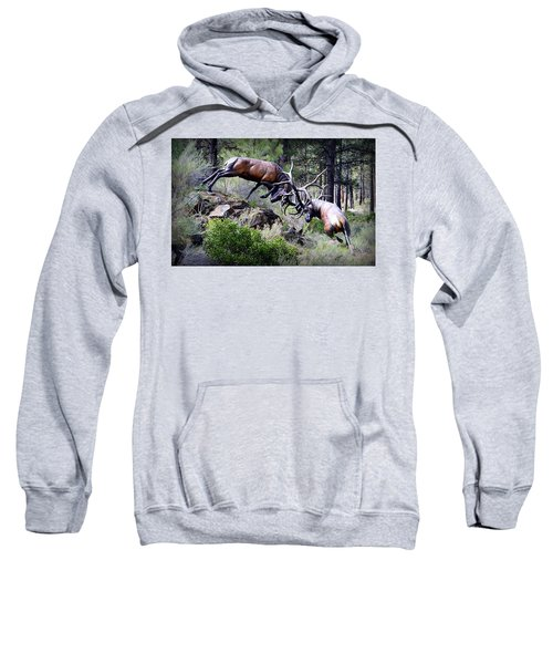 Clash Of The Titans Sweatshirt