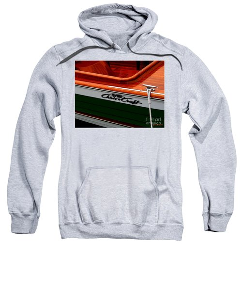 Classic Chris Craft Sea Skiff Sweatshirt