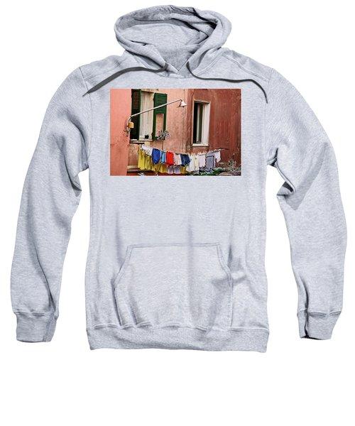 Classic Hand Washing  Sweatshirt