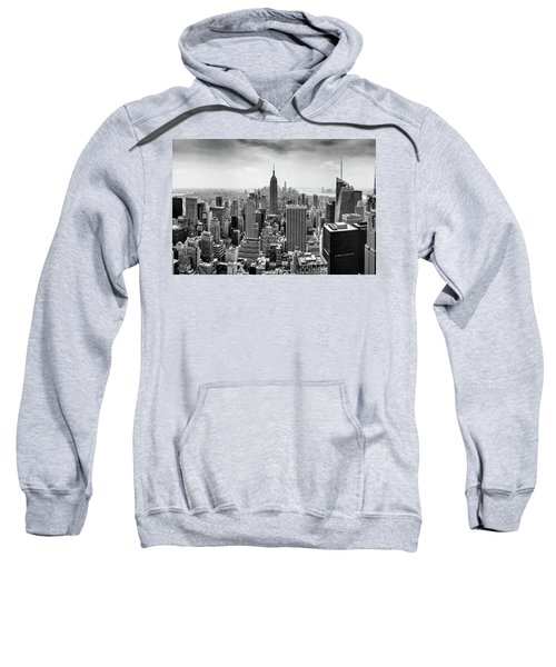Classic New York  Sweatshirt by Az Jackson
