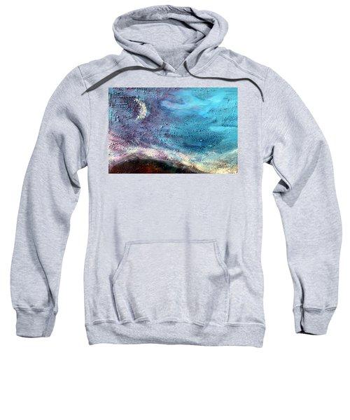 Clay Moon Sweatshirt by Winsome Gunning