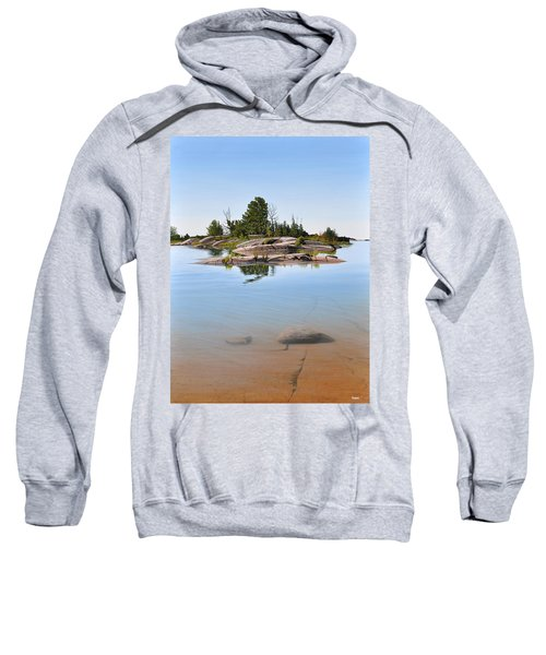 Clear Contentment Sweatshirt
