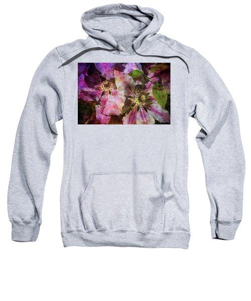 Clematis 9569 Idp_2 Sweatshirt