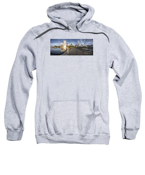 Cleveland Panorama Sweatshirt by James Dean