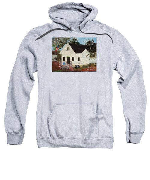 Cliff Island School Sweatshirt