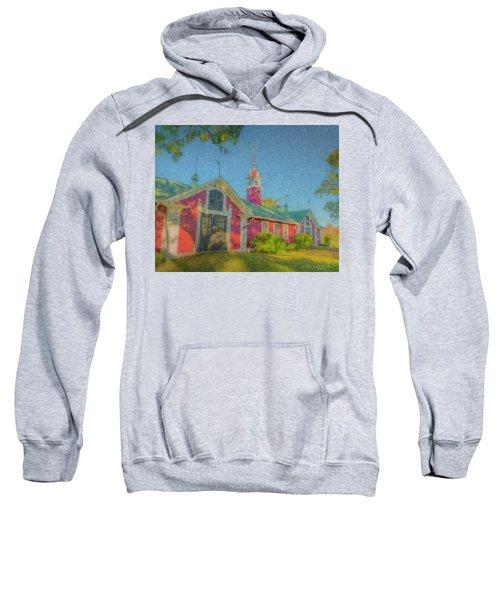 David Ames Clock Farm Sweatshirt