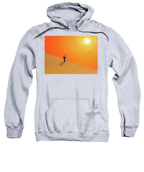 Close To The Edge Sweatshirt