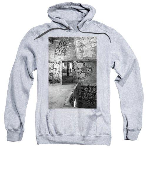 Clothcraft In Black And White Sweatshirt