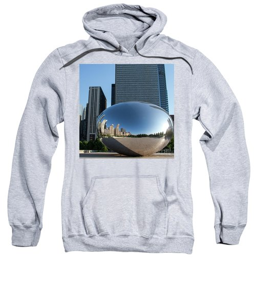 Cloudgate Reflects Sweatshirt