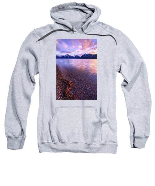 Clouds And Wind Sweatshirt by Chad Dutson