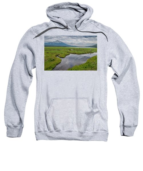 Clouds Over Sparks Sweatshirt