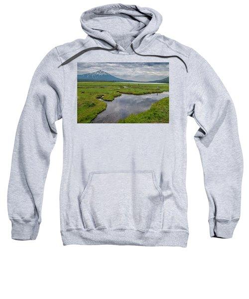 Clouds Over Sparks Sweatshirt