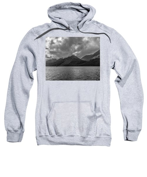 Clouds Over Loch Lochy, Scotland Sweatshirt