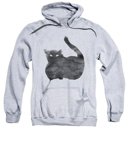Cloudy Cat Sweatshirt