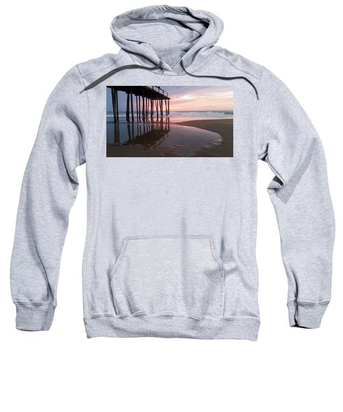 Cloudy Morning Reflections Sweatshirt