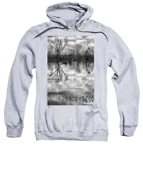 Cloudy Reflection Sweatshirt