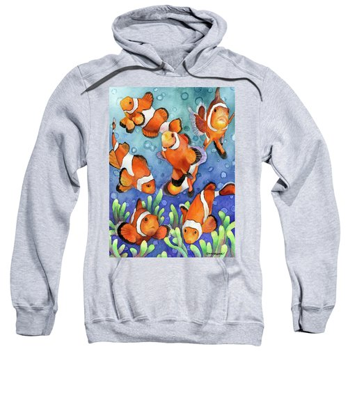 Clown Fish Sweatshirt