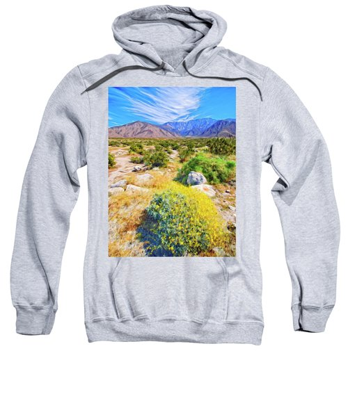 Coachella Spring Sweatshirt