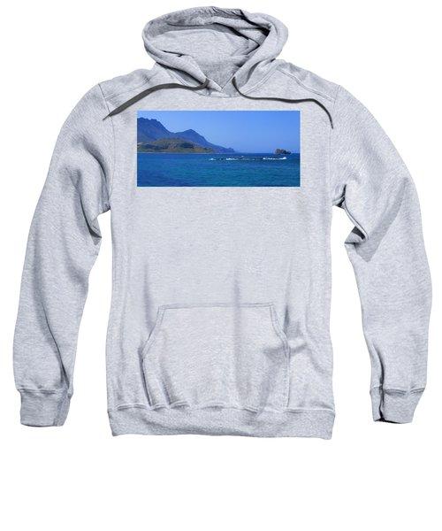 Coast Of Gramvousa Sweatshirt