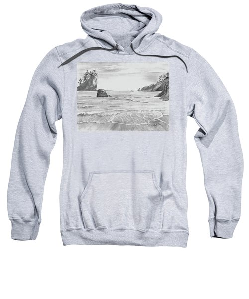 Coastal Beach Sweatshirt