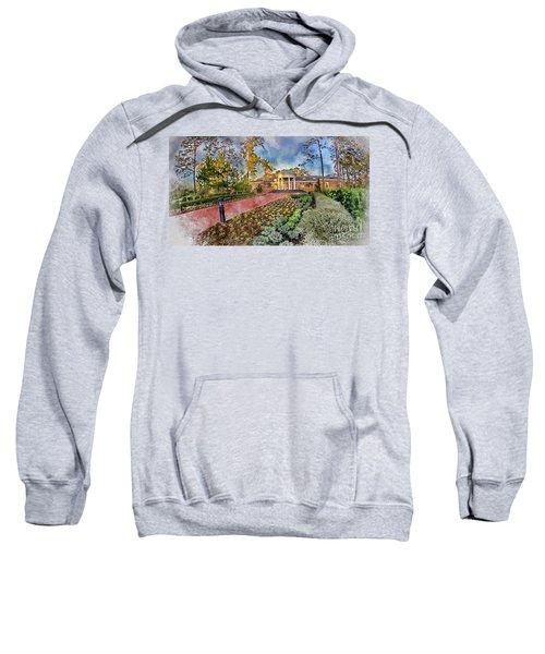 Coastal Carolina University Digital Watercolor Sweatshirt