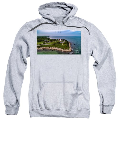 Coastal Nobska Point Lighthouse Sweatshirt