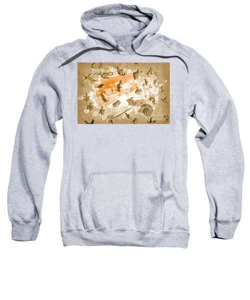 Coastal Romantics Sweatshirt