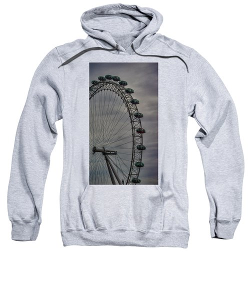 Coca Cola London Eye Sweatshirt by Martin Newman