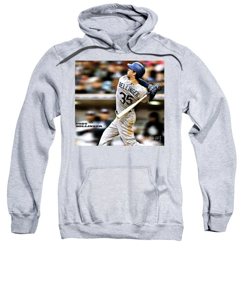 Cody Bellinger, Los Angeles Dodgers Sweatshirt