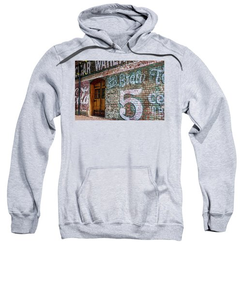 Coke And 5 Cent Cigars Sweatshirt