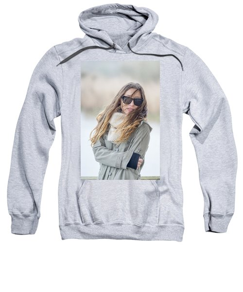 Cold And Windy Sweatshirt