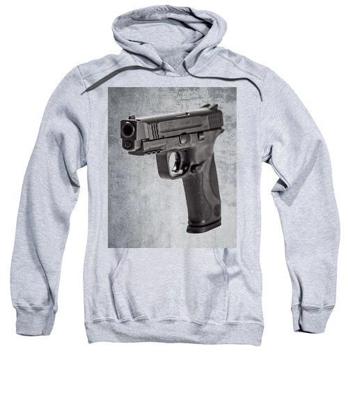 Cold, Blue Steel Sweatshirt
