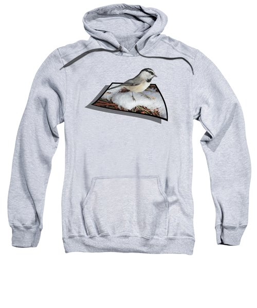 Cold Feet Sweatshirt by Shane Bechler
