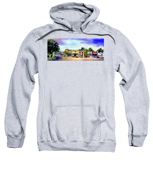 Colfax Main And Church Street Sweatshirt