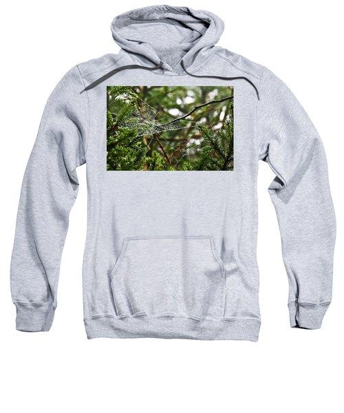 Collecting Raindrops Sweatshirt