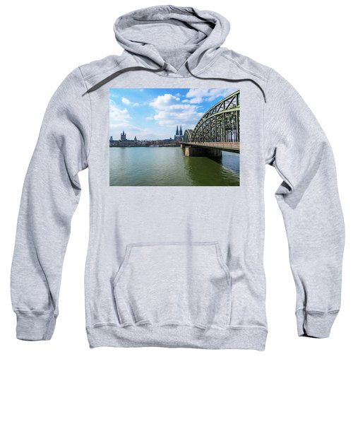 Cologne Sweatshirt by Cesar Vieira