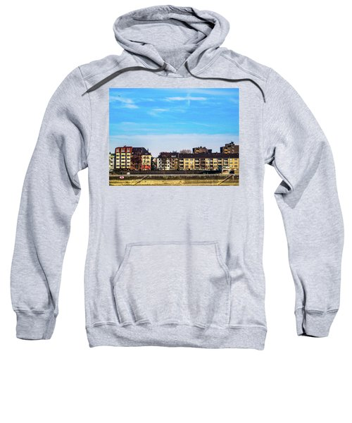Cologne City Sweatshirt by Cesar Vieira