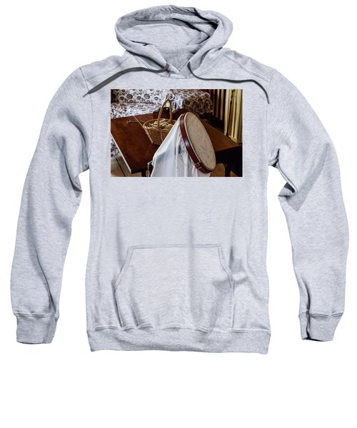 Colonial Needlework Sweatshirt