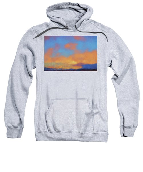 Color Abstraction Lvii Sweatshirt