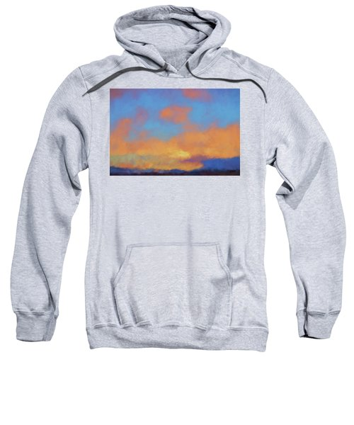Color Abstraction Lvii Sweatshirt
