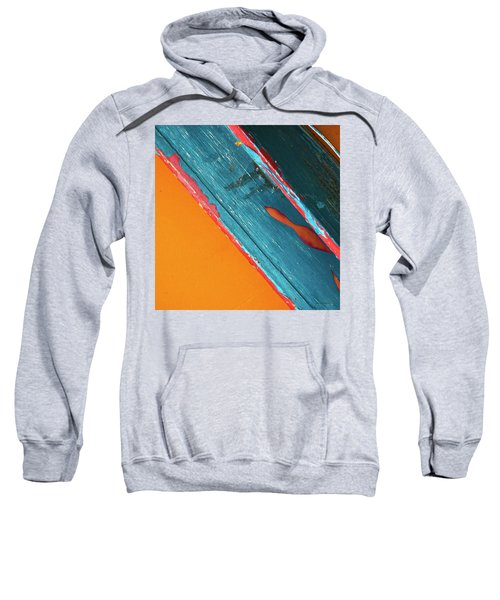 Color Abstraction Lxii Sq Sweatshirt