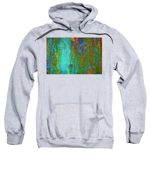 Color Abstraction Lxvii Sweatshirt