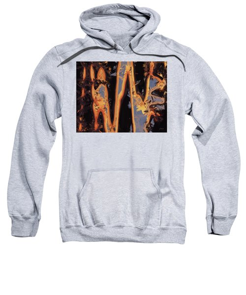 Color Abstraction Xli Sweatshirt