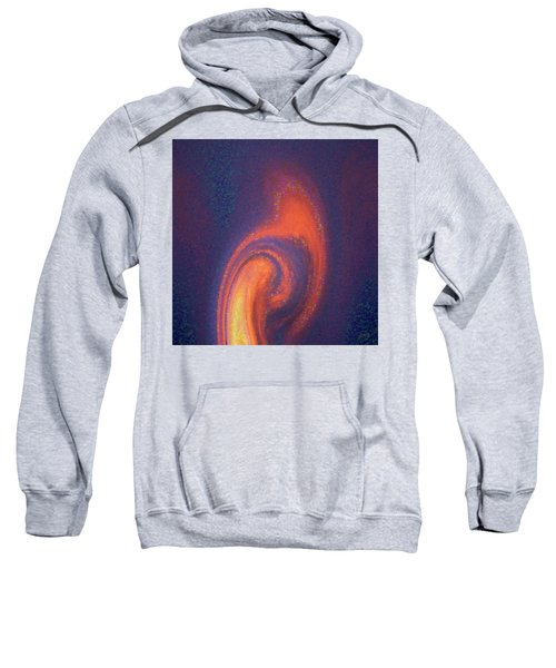 Color Abstraction Xlii Sweatshirt