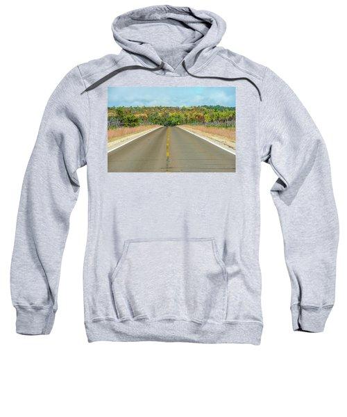Color At Roads End Sweatshirt