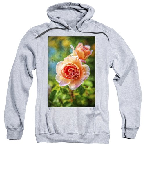 Color Of The Rose Sweatshirt