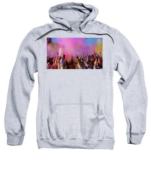 Color Sky Sweatshirt