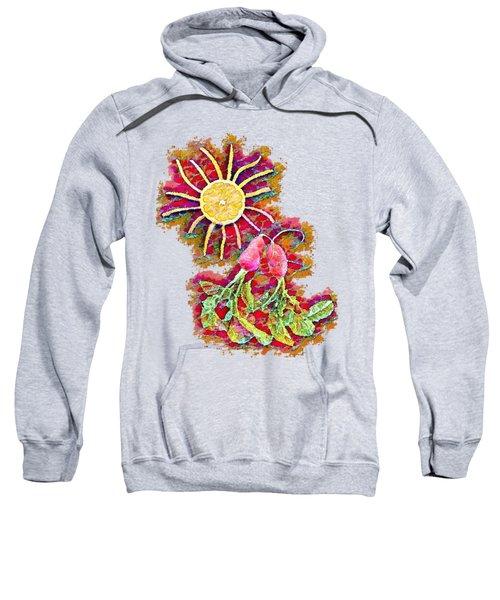 Color Splash - Radish Love  Sweatshirt